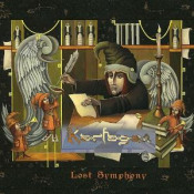 Lost Symphony by KARFAGEN album cover