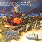 Marsbéli Krónikák (The Martian Chronicles) by SOLARIS album cover