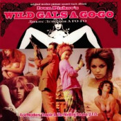 Wild Gals A Go-Go by ACID MOTHERS TEMPLE album cover