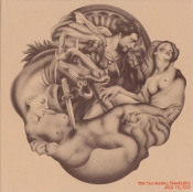 July 15, 1972 by TAJ-MAHAL TRAVELLERS album cover