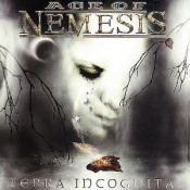 Terra Incognita ( English version) by AGE OF NEMESIS album cover