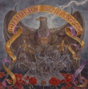 The Locust Years by HAMMERS OF MISFORTUNE album cover
