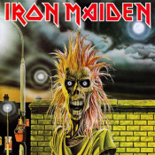 Iron Maiden by IRON MAIDEN album cover