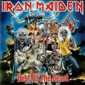 Best of the Beast by IRON MAIDEN album cover