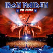 En Vivo! by IRON MAIDEN album cover