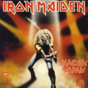 Maiden Japan by IRON MAIDEN album cover