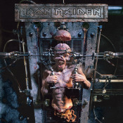The X Factor by IRON MAIDEN album cover