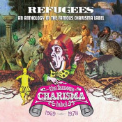 Refugees: A Charisma Records Anthology 1969-1978  by VARIOUS ARTISTS (LABEL SAMPLERS) album cover