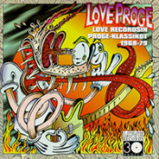 Love Proge by VARIOUS ARTISTS (LABEL SAMPLERS) album cover