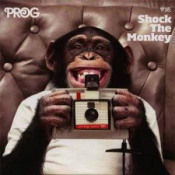 Prog P38: Shock The Monkey by VARIOUS ARTISTS (LABEL SAMPLERS) album cover