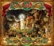 Decameron - Ten Days in 100 Novellas - Part III by VARIOUS ARTISTS (CONCEPT ALBUMS & THEMED COMPILATIONS) album cover