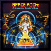 Space Rock - An Interstelar Traveler's Guide by VARIOUS ARTISTS (CONCEPT ALBUMS & THEMED COMPILATIONS) album cover
