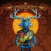 Blood Mountain by MASTODON album cover