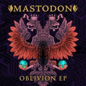 Oblivion EP by MASTODON album cover