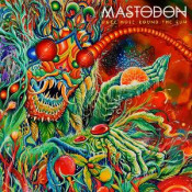 Once More 'Round the Sun by MASTODON album cover