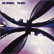 Five Bridges Suite by NICE, THE album cover