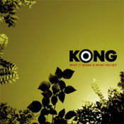 What It Seems Is What You Get by KONG album cover