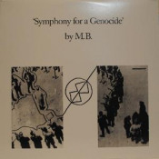 Symphony For A Genocide by BIANCHI, MAURIZIO album cover
