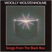 Songs From The Black Box by WOLSTENHOLME'S MAESTOSO, WOOLLY album cover