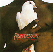 Greatest Hits by SANTANA album cover