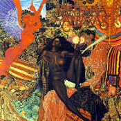 Abraxas by SANTANA album cover