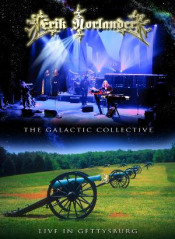 The Galactic Collective Live In Gettysburg (DVD) by NORLANDER, ERIK album cover