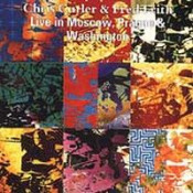 Live in Moscow, Prague and Washington by CUTLER AND FRITH album cover