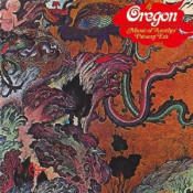 Music of Another Present Era by OREGON album cover
