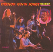 Together (With Elvin Jones) by OREGON album cover