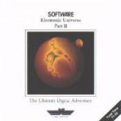 Electronic Universe Part II by SOFTWARE album cover