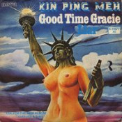 Good Time Gracie by KIN PING MEH album cover