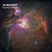 Almagest by EGYPTIAN KINGS album cover