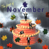 The First Of November by NOVEMBER album cover