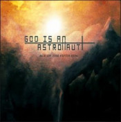 Age of the Fifth Sun by GOD IS AN ASTRONAUT album cover