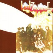 Led Zeppelin II by LED ZEPPELIN album cover