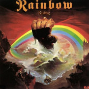 Rising by RAINBOW album cover