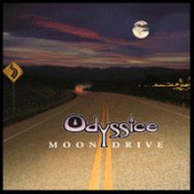 Moon Drive by ODYSSICE album cover