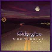 Moondrive Plus by ODYSSICE album cover