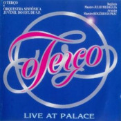 Live At Palace by TERÇO, O album cover