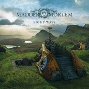 Eight Ways by MADDER MORTEM album cover