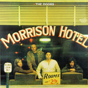 Morrison Hotel by DOORS, THE album cover