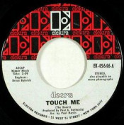 Touch Me by DOORS, THE album cover