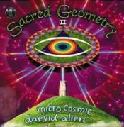 Sacred geometry II by ALLEN MICROCOSMIC, DAEVID album cover