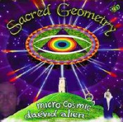 Sacred Geometry by ALLEN MICROCOSMIC, DAEVID album cover