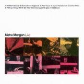 Live by MATS-MORGAN (BAND) album cover