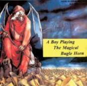 A Boy Playing The Magical Bugle Horn by OUTER LIMITS album cover