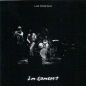 In Concert by LOST WORLD album cover