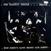 Egon Bondy's Happy Hearts Club Banned by PLASTIC PEOPLE OF THE UNIVERSE, THE album cover