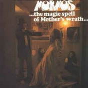 Magic Spell of Mother's Wrath by MORMOS album cover
