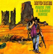 Pause for a Hoarse Horse by HOME album cover